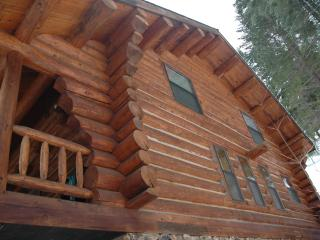 The Log Home -- Ideal Location for Yosemite Visits - Yosemite National Park vacation rentals