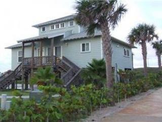 Fabulous beachfront home! 4 bedroom 3 bath home with ocean views! - Corpus Christi vacation rentals