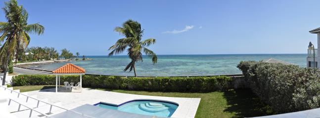 view from balcony - Oceanfront Town House - Nassau - rentals