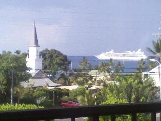 TROPICAL OCEAN VIEW CONDO - Kailua-Kona vacation rentals