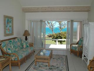 Oceanfront Conch cottages @ Cocobay cottages - Green Turtle Cay vacation rentals