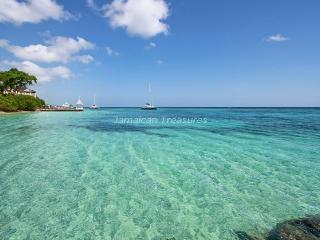 BEACHFRONT! STAFF! SNORKELING! POOL! Afterglow - Mammee Bay vacation rentals