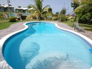 BEACH IN 5 MIN WALK! STAFF! POOL!  Sun Villa - Mammee Bay vacation rentals