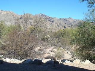 Mountain view 2 bedrm, 2 bath.Tastefully, colorful -Comfortable - Tucson vacation rentals