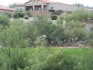 Peaceful retreat in this 1st Floor Corner Condo  Golf Views & secluded patio - Tucson vacation rentals