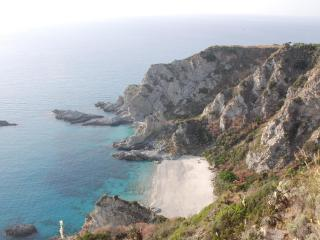 CLIFF HOUSE -   Eagle's Nest on the Mediterranean - Capo Vaticano vacation rentals