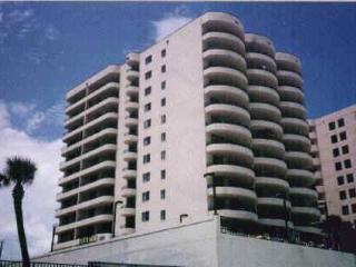 Daytona Beach ocean front condo - Daytona Beach vacation rentals