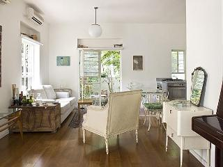 boutique garden apartment city center Neve Tzedek - Tel Aviv vacation rentals
