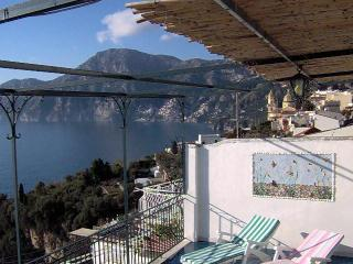 Casa Maria Cristina- terrace with seaview to Capri - Praiano vacation rentals