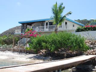 Serendipity at Leverick Bay, Virgin Gorda - Secluded Area, Private Beach, Private Dock - Leverick Bay vacation rentals