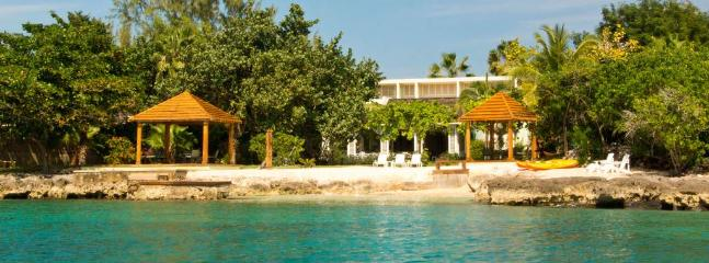 Seagrapes at Discovery Bay,  Jamaica - Pool, Private Beach Cove - Image 1 - Discovery Bay - rentals