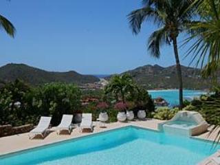 Luxury 4 bedroom Saint Jean villa. Stylish with great sunset views! - Saint Barthelemy vacation rentals