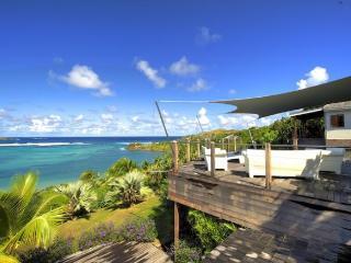 Luxury 6 bedroom Petit Cul de Sac villa. Private beach and gazebo! - Petit Cul de Sac vacation rentals
