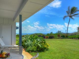 Poipu Sands 417-2 bedroom/2 bath, first floor unit only 100 yds from Shipwreck Beach-Free car w/7nt stay - Poipu vacation rentals