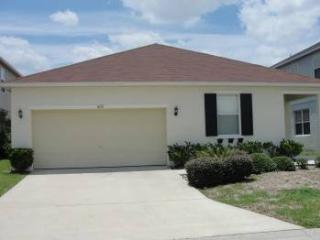 Fabulous House with 4 BR/3 BA in Davenport (PRD1652) - Davenport vacation rentals