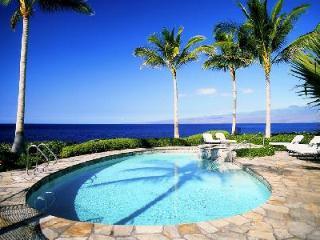 Heavenly Oceanfront Villa with Putting Green, Pools & Natural Spa - Halekailani - Mauna Lani vacation rentals