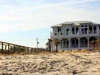 Oceanfront Luxury on Kure Beach - North Carolina Coast vacation rentals