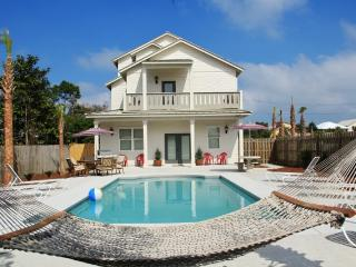 Island Pearl-8bd/8ba-Big Priv Pool&View NoWeddings - Destin vacation rentals
