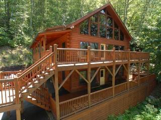 VIEWS - HOT TUB  &  GREAT REVIEWS ! - CNW #4 - Waynesville vacation rentals