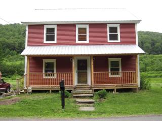 The Red House: A Beautiful Home with Trout Stream - Deposit vacation rentals