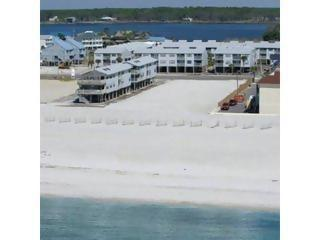 Lani Kai Walk To Hangout! view of Gulf From Balcon - Image 1 - Gulf Shores - rentals