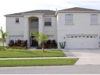 Front of house - Florida Lake Villa - Kissimmee - rentals