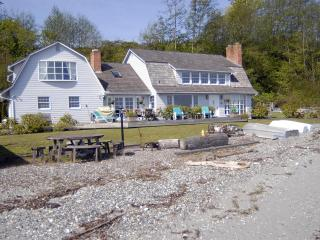 3 bedroom No Bank Waterfront - Pet Friendly Home - Lummi Island vacation rentals