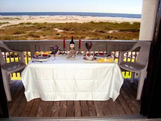 Fripp Beachfront Villa - 2 Bdm, 2Bth, Club Cards - Fripp Island vacation rentals
