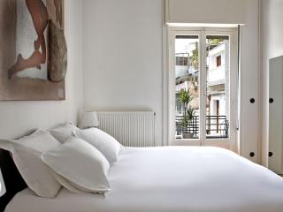 Athens Historical Centre 2 bedroom, balconies WiFi - Drossia vacation rentals