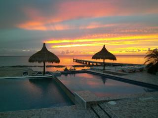 Oceanfront Contemporary Elegance Private Dive Pier - Cozumel vacation rentals