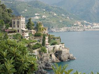 Dimora di mare, charming Villa, private sea access - Amalfi Coast vacation rentals