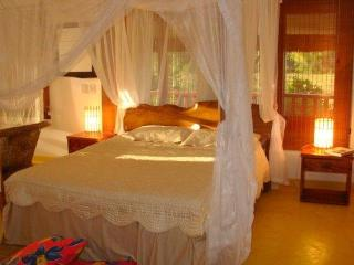 PRICE VALUE DOLLARS: Charming beach house in unique Trancoso Delta  price for 6 people reduce for less - Trancoso vacation rentals