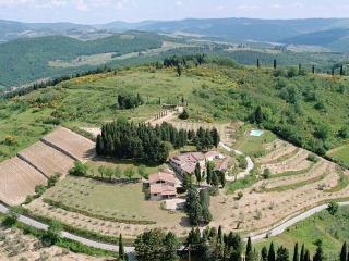 Stunning Country Villa at Montefili in Greve, Chianti - Greve in Chianti vacation rentals