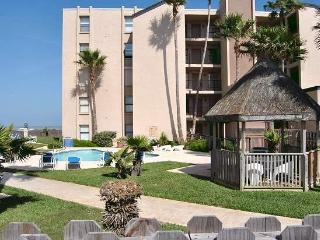 Beach House I #104-Spacious beachfront condo with large kitchen and an ocean side patio. - Port Isabel vacation rentals