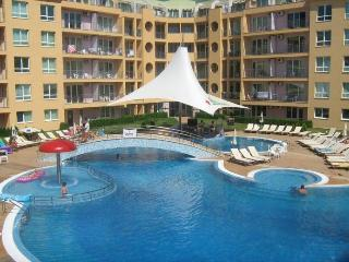 Luxury Studio Apartment - Sunny Beach, Bulgaria - Burgas vacation rentals