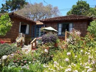Sweet, historic cottage on Carmel Point - Carmel vacation rentals