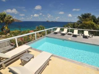 All day sun & constant breezes in this beautiful St. Barts villa WV ABT - Anse Des Cayes vacation rentals