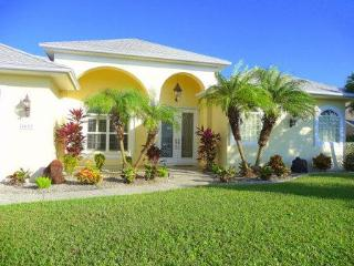 Luxurious Gulf Access Pool/Spa Home w/Games Room - Cape Coral vacation rentals