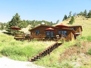 Bangtail Cabin - Livingston vacation rentals