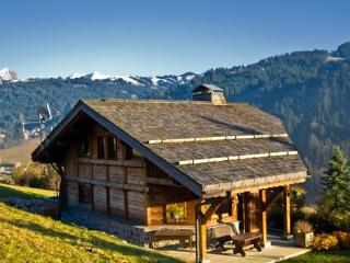 5 Star Chalet Camomille in pretty Les Gets - Les Gets vacation rentals