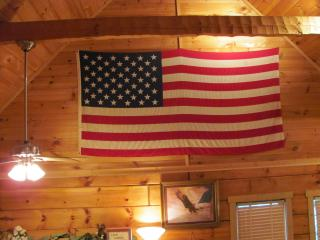 Ole Glory #28 - Sevierville vacation rentals