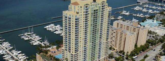 Yacht Club Building - Ocean View Penthouse: Miami Beach Penthouse Condo - Miami Beach - rentals