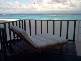 Beach Front 3 Bedrooms MAY SALE $1,400 x WEEK - Cancun vacation rentals
