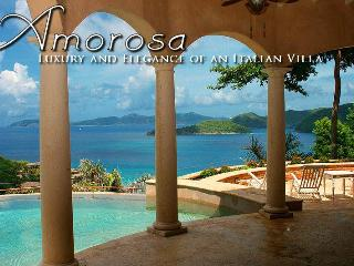 Old World Vacation Villa; Amorosa Peter Bay Beach - Saint John vacation rentals