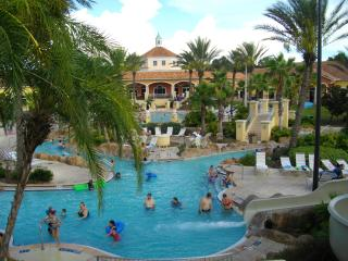 Disney Orlando Area Golf/Spa Resort with Waterpark - Davenport vacation rentals
