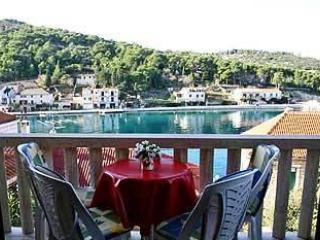 apartment view - Villa Pupa Povlja, Island Brac. Croatia - Selce - rentals