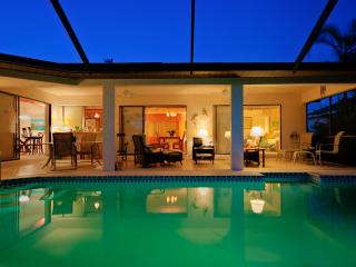 SUNNY POOL GULF ACCESS CANAL 3 BEDROOMS HOUSE - Cape Coral vacation rentals