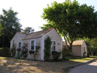 2 Bedroom 2 Bathroom Vacation Rental in Nantucket that sleeps 6 -(9866) - Image 1 - Nantucket - rentals