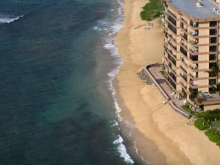 Oceanfront Studio Condo with fantastic views - Ka'anapali vacation rentals