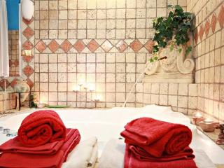 SPA Studio Near Trastevere Jacuzzi, WiFi A/C Patio - Rome vacation rentals